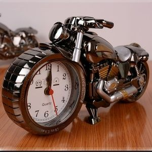 Other - Motorcycle alarm clock.
